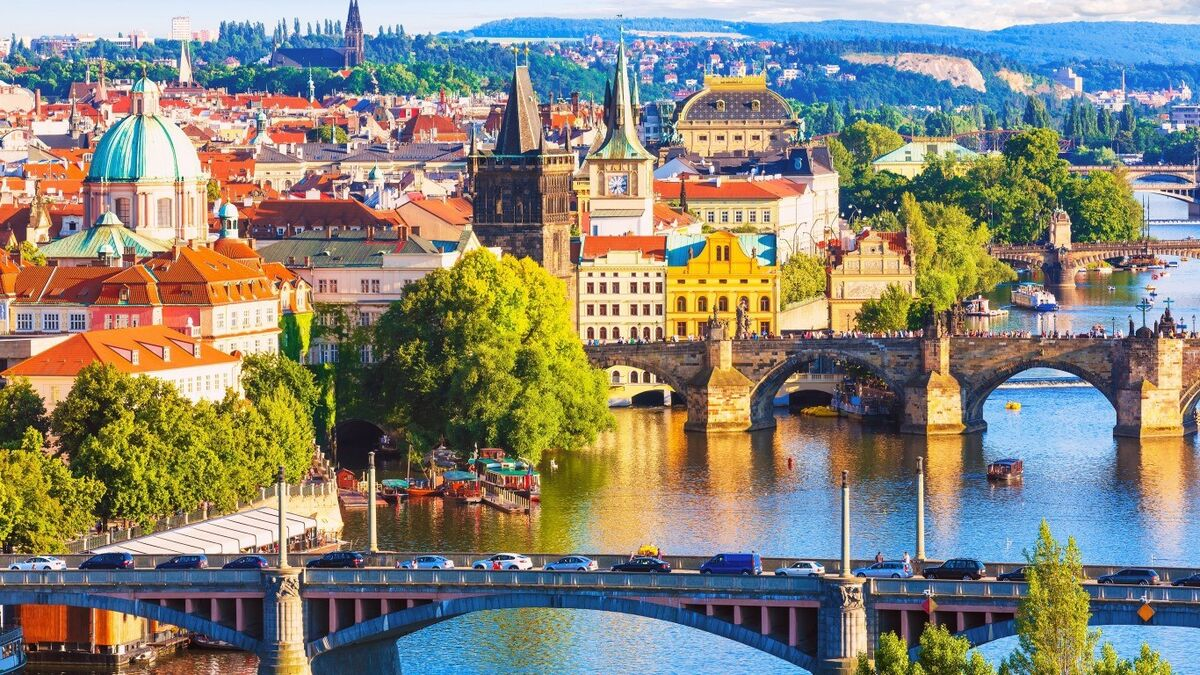 Туристическое агентство СоларТур Автобусный экскурсионный тур «Будапешт – Прага» - фото 2