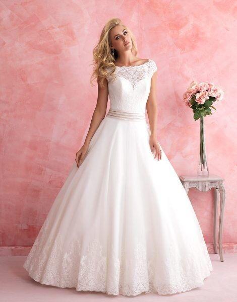 Свадебное платье напрокат Allure Bridals Платье свадебное 2806 - фото 1