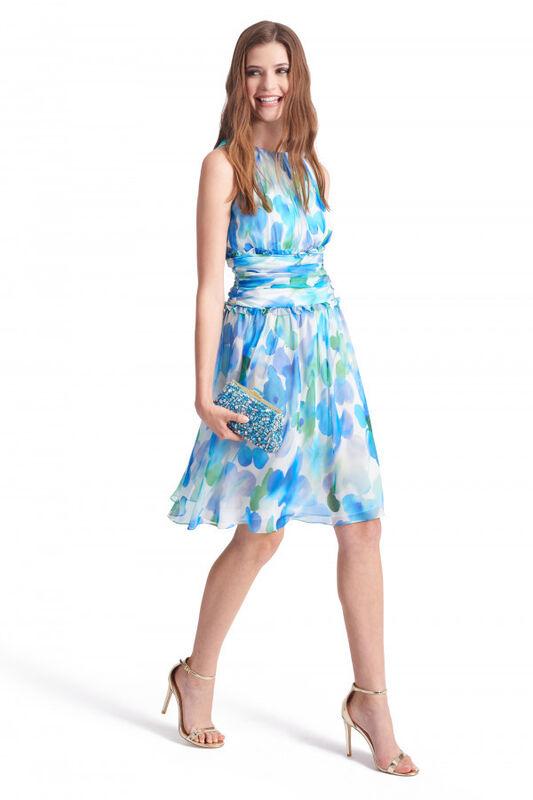Платье женское Luisa Spagnoli Платье женское POSTEGGIO - фото 2