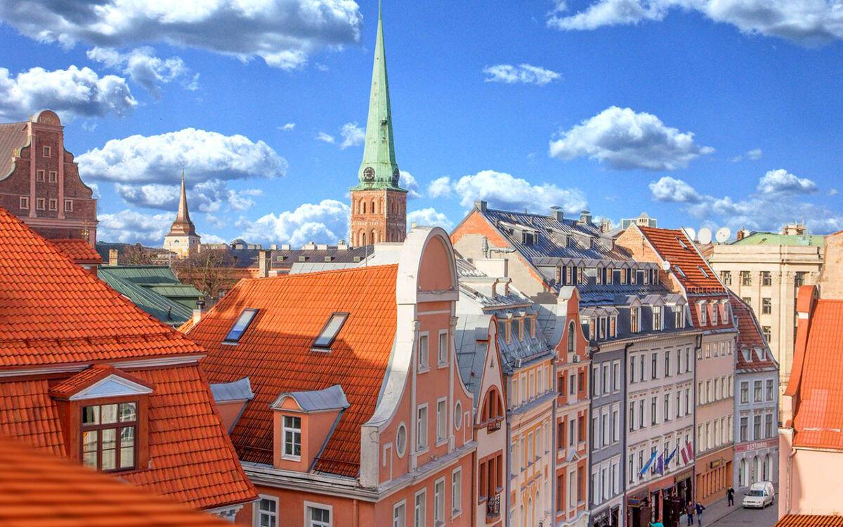 Туристическое агентство Сэвэн Трэвел Латвийские замки в туре выходного дня Рига-Цесис-Сигулда - фото 4