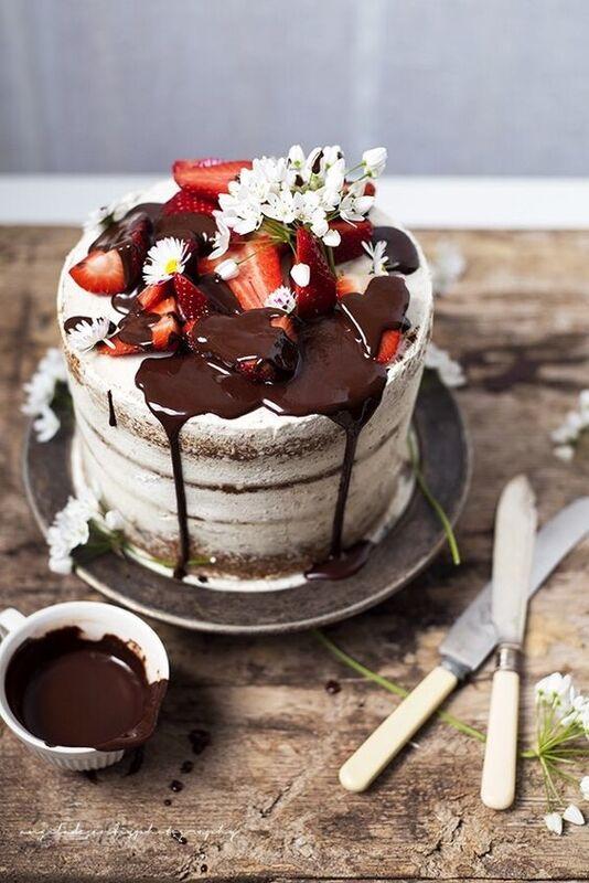 Торт DOLCE Праздничный торт «Я всего лишь кааапельку...» - фото 1