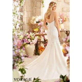 Свадебное платье напрокат Mori Lee Платье свадебное 6807 - фото 2