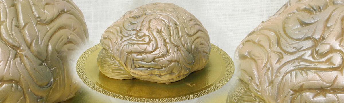 Торт Студия Людмилы Мостаковой Торт «Мозги» - фото 2