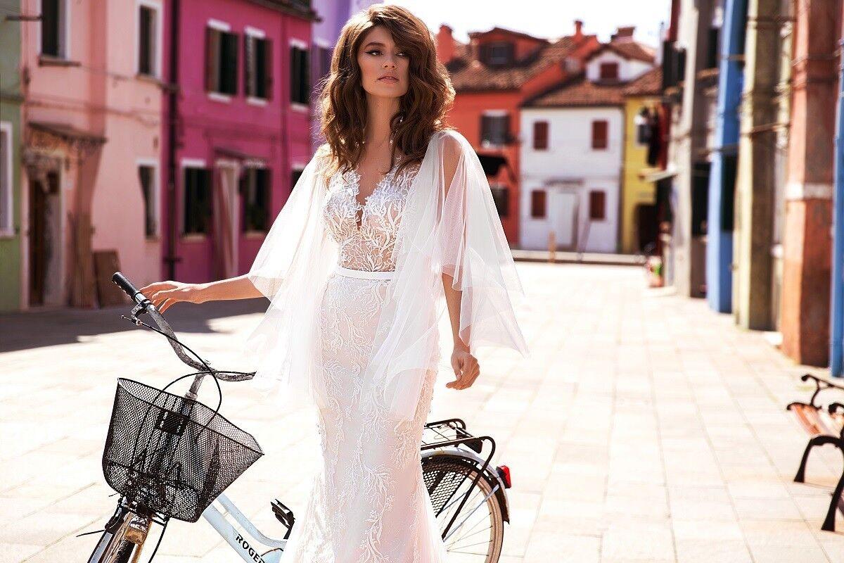 """Свадебное платье напрокат ALIZA свадебное платье """"Delfiny"""" - фото 1"""
