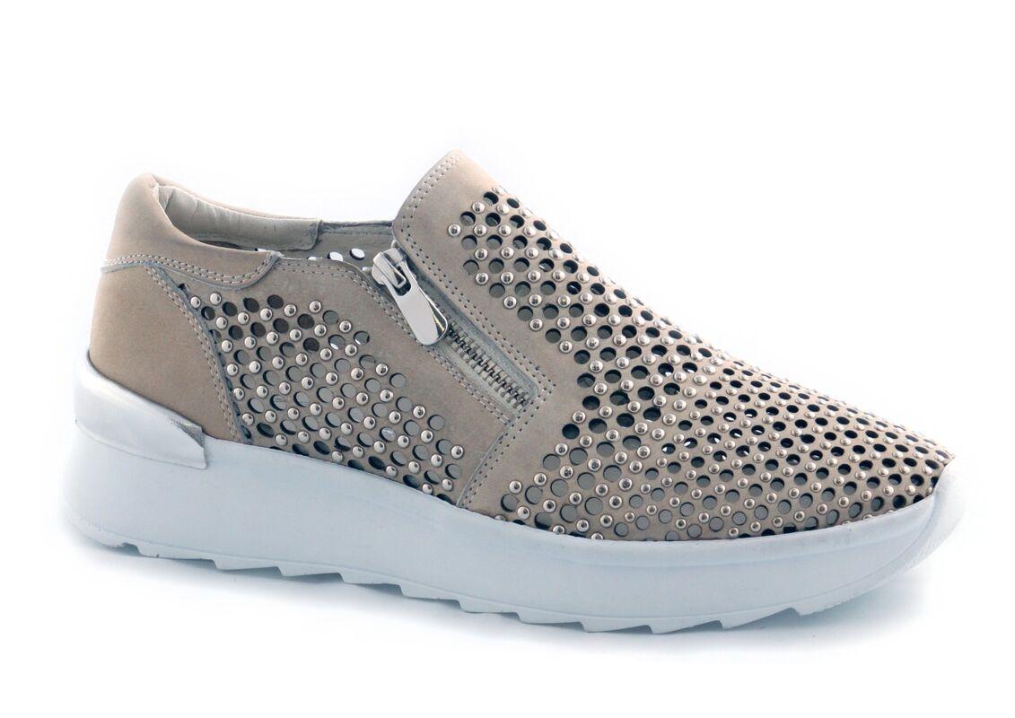 Обувь женская Du Monde Кроссовки женские 9603 - фото 1