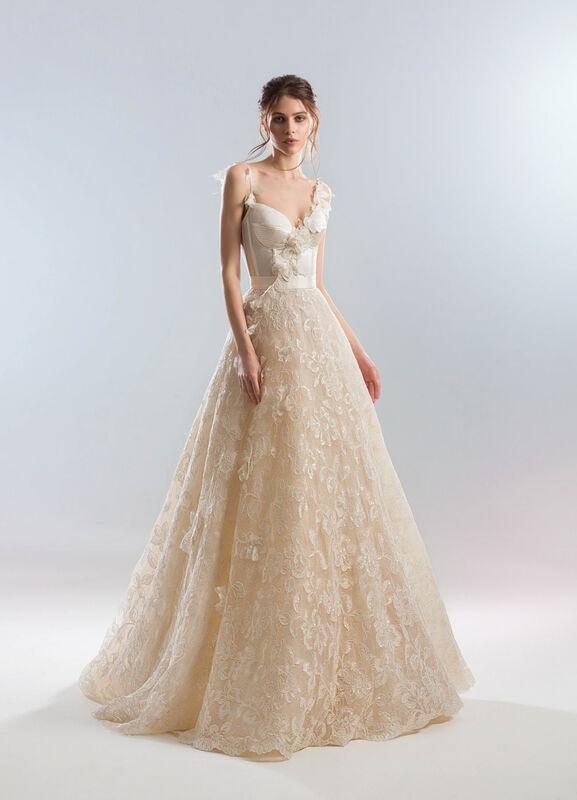 Свадебный салон Papilio Свадебное платье «Лотос» - фото 1