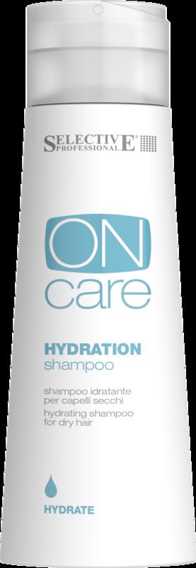 Уход за волосами Selective Увлажняющий шампунь для сухих волос Hydration Shampoo On Care - фото 1