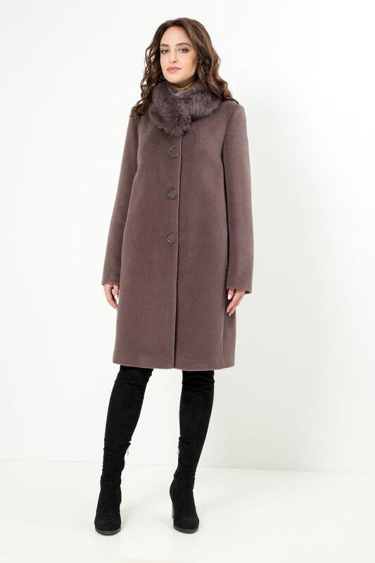 Верхняя одежда женская Elema Пальто женское зимнее 7-8144-1 - фото 2