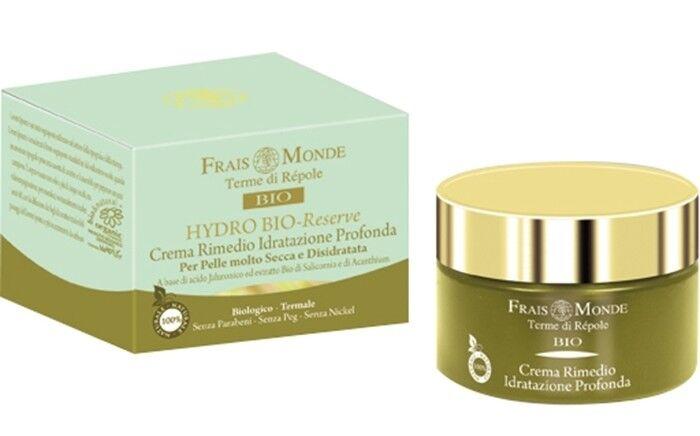 Уход за лицом Frais Monde Крем увлажняющий для очень сухой и обезвоженной кожи лица серии HYDROBIO Remedy Cream Deep Hydration - фото 1