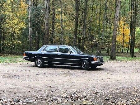 Прокат авто Mercedes-Benz W116 1979 г. - фото 8