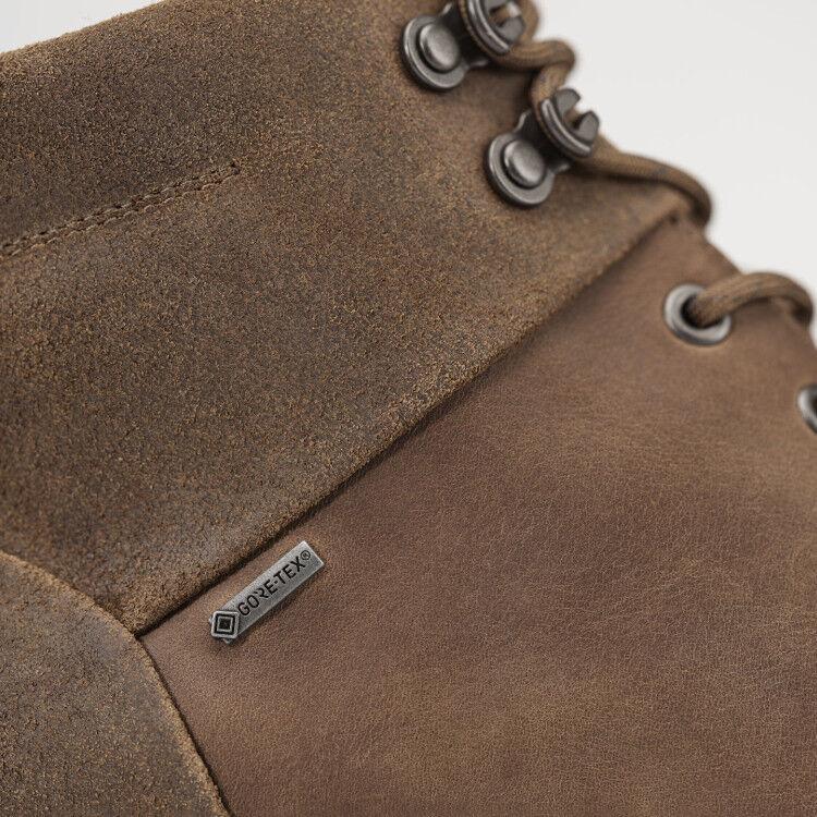 Обувь мужская ECCO Кеды высокие SOFT 7 TRED 450114/55778 - фото 4