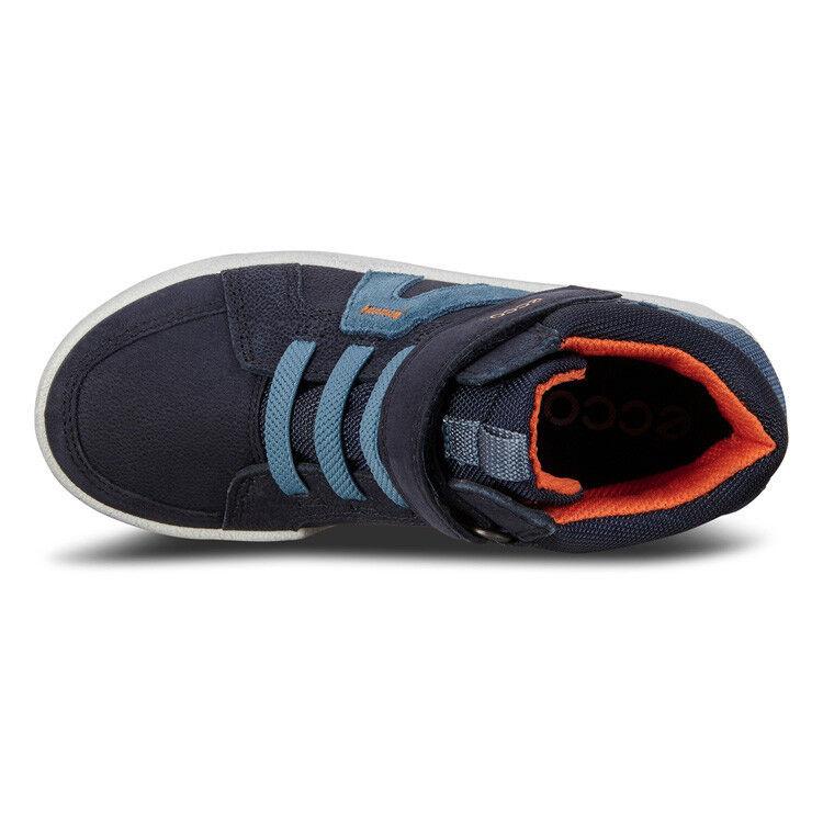 Обувь детская ECCO Кеды детские GLYDER 736152/01303 - фото 6