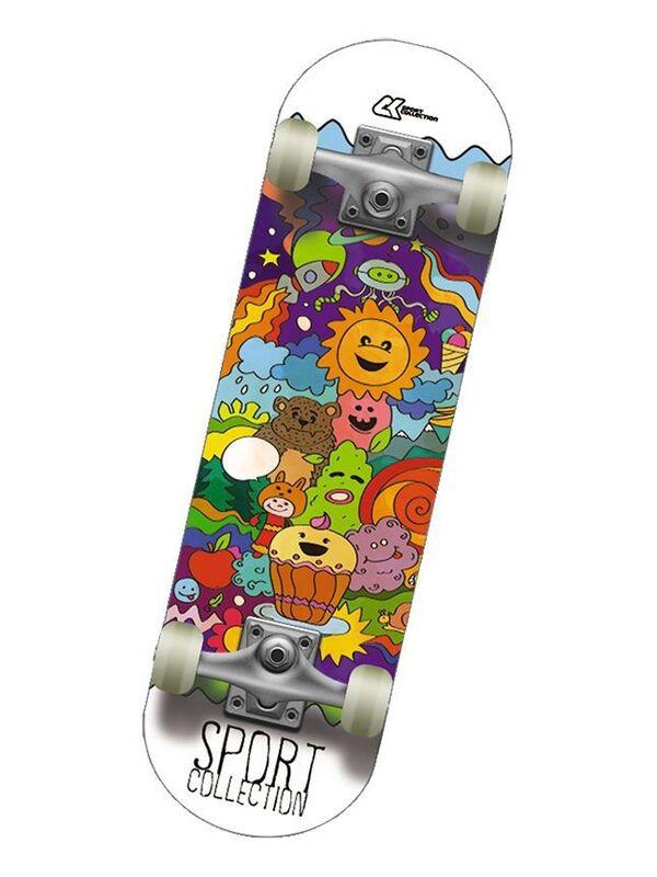 Скейтборд Спортивная коллекция Скейтборд Mini-Board Muffin Jr - фото 1