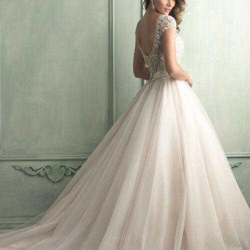 Свадебное платье напрокат Allure Bridals Платье свадебное 9100 - фото 2