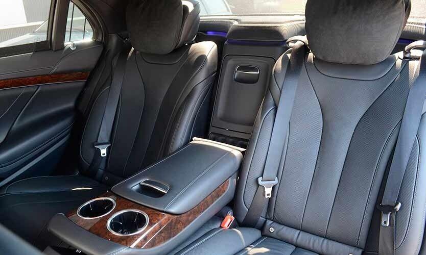 Прокат авто Mercedes-Benz S-класс W222 S500 - фото 5
