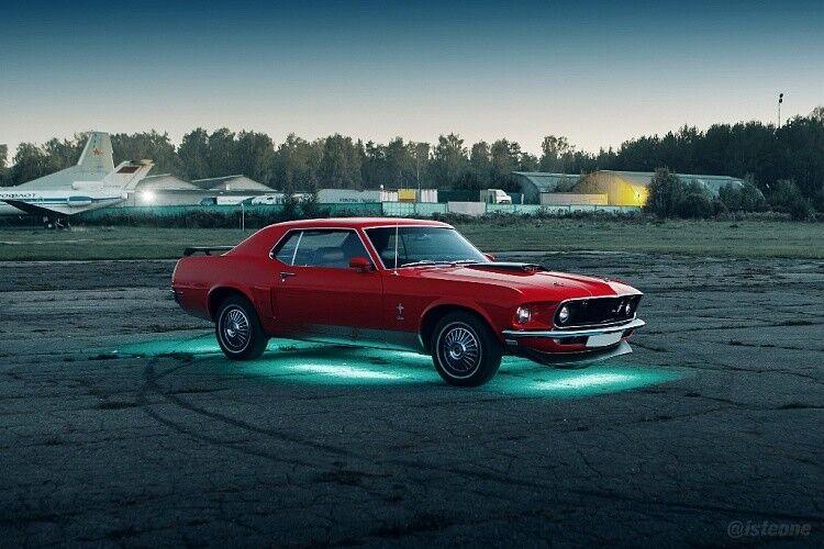 Прокат авто Ford Mustang 1969-70 г. - фото 8