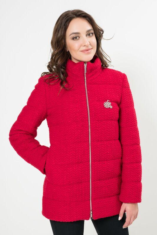 Верхняя одежда женская Elema Куртка женская утепленная 6-8205-1 - фото 3