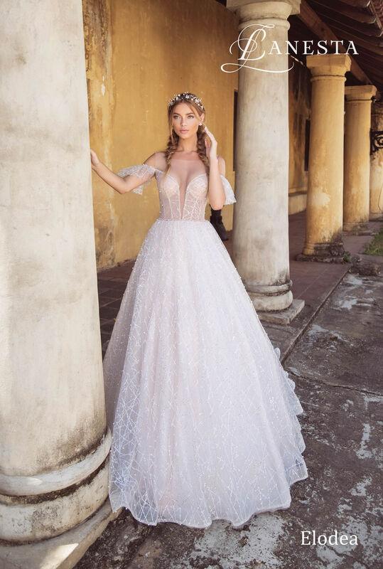 Свадебный салон Lanesta Свадебное платье Elodea - фото 1