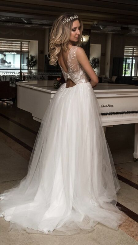 Свадебный салон Vanilla room Свадебное платье Элиза - фото 1