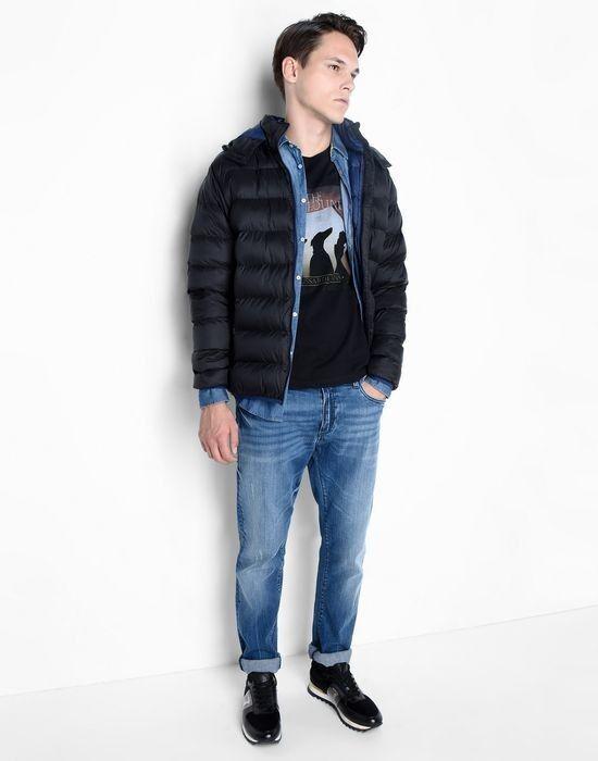 Верхняя одежда мужская Trussardi Пуховик мужской 52S63 _510069 - фото 5