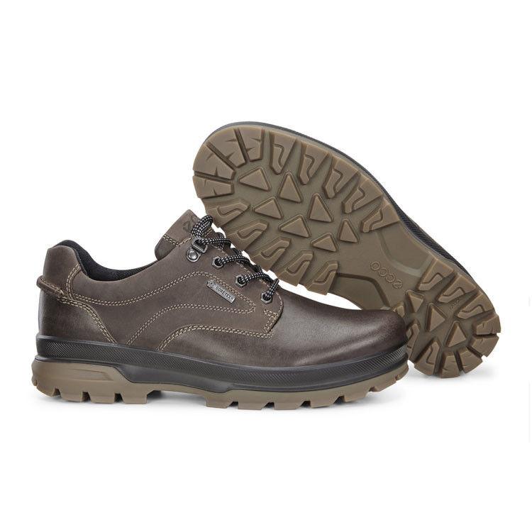 Обувь мужская ECCO Полуботинки мужские RUGGED TRACK 838034/56098 - фото 8