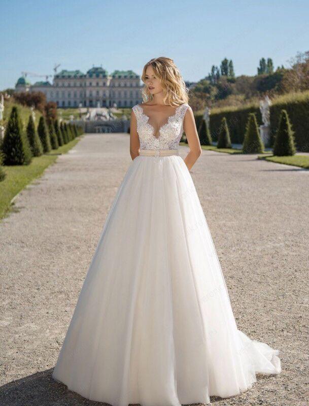 """Свадебное платье напрокат ALIZA свадебное платье """"Daniela"""" - фото 1"""