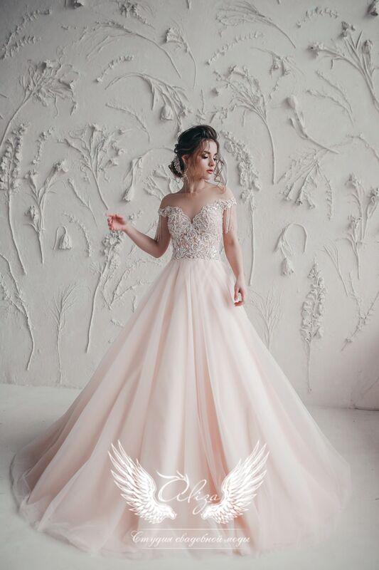 Вечернее платье ALIZA вечернее платье Bliss - фото 1