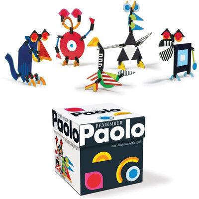 Подарок на Новый год Remember Игра Paolo - фото 2