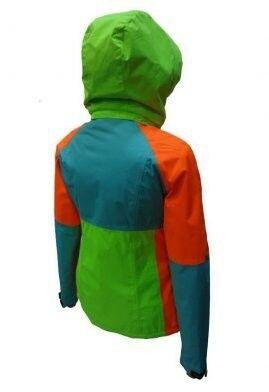 Спортивная одежда Free Flight Женская горнолыжная мембранная куртка, модель №1328 - фото 4
