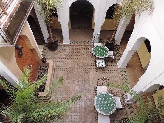 Туристическое агентство Голд Фокс Трэвел Пляжный aвиатур в Марокко, Марракеш, Riad Nerja 4* - фото 2