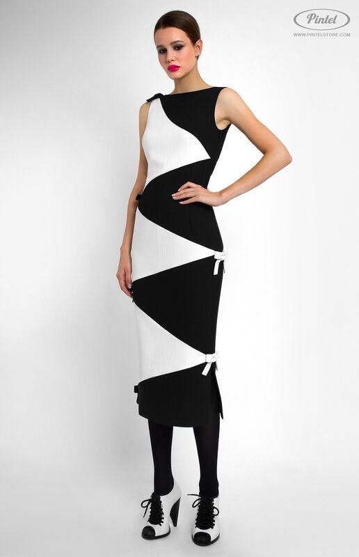 Платье женское Pintel™ Миди-платье Kaisa - фото 1