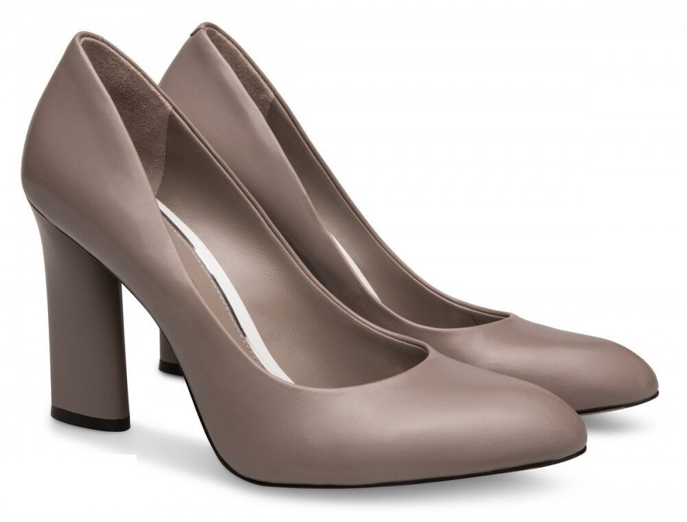 Обувь женская Alla Pugachova Туфли женские AP1833-15 taupe gray - фото 1