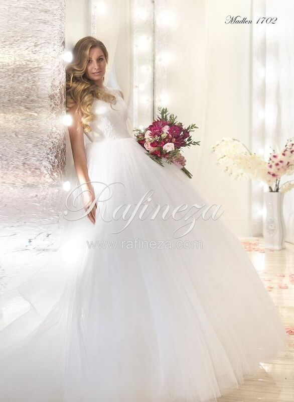 Свадебный салон Rafineza Платье свадебное Madlen - фото 1