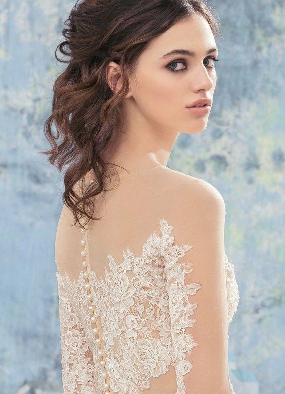 Свадебный салон Papilio Свадебное платье «Орел» 1741Lb - фото 2