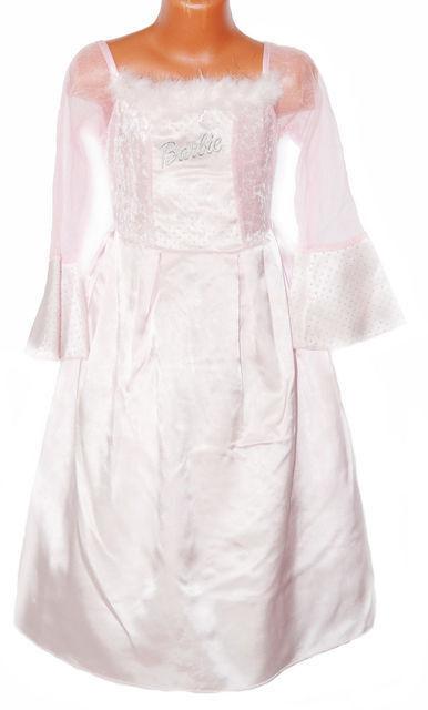 Карнавальный костюм КРАМАМАМА Платье карнавальное «Барби» - фото 1