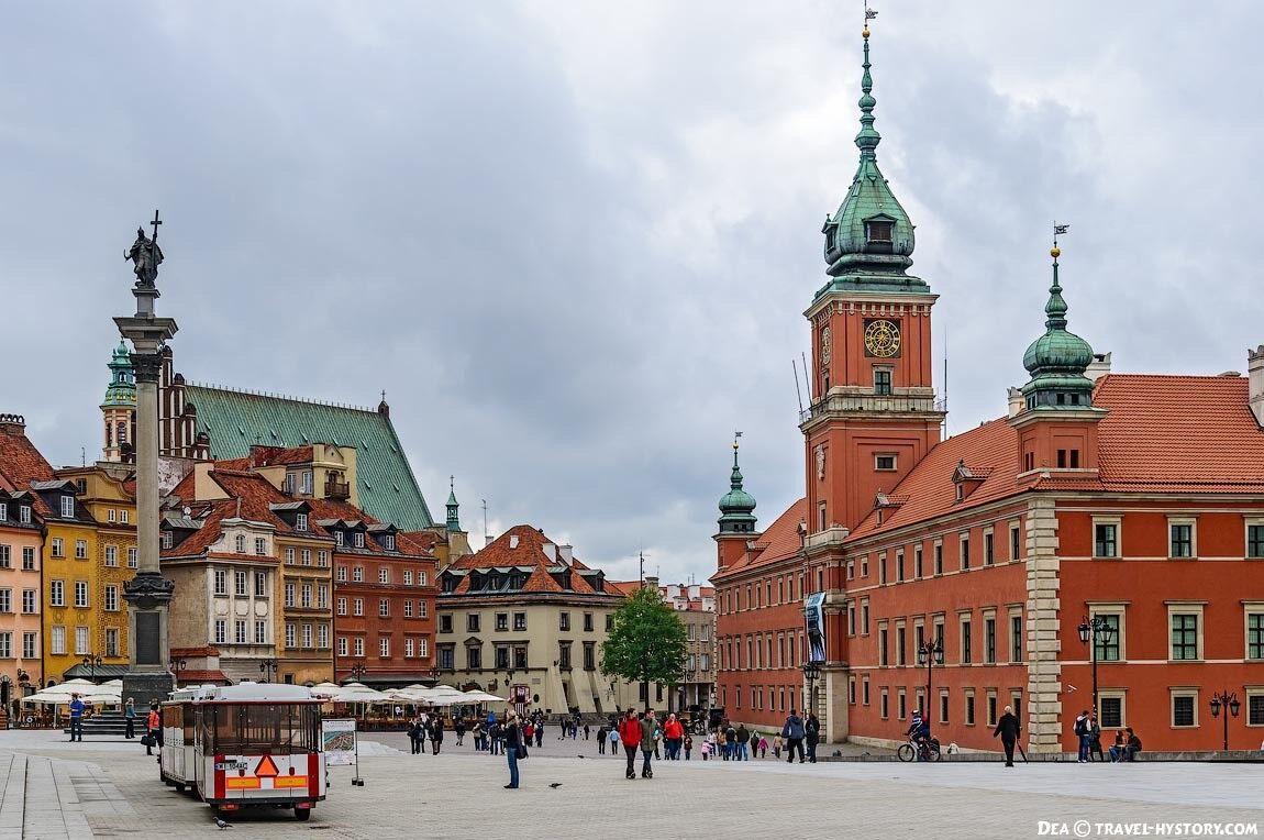 Туристическое агентство Голубой парус Автобусный экскурсионный тур в Варшаву - фото 4