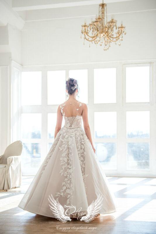 Свадебный салон ALIZA Свадебное платье Melisa - фото 4