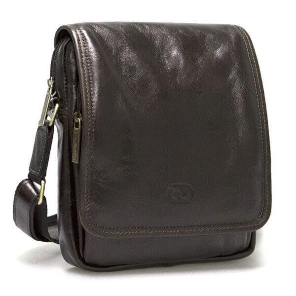 Магазин сумок Francesco Molinary Сумка мужская коричневая 513-36102-060 - фото 1