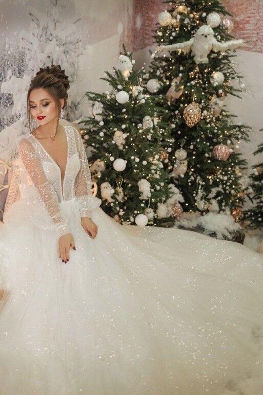 Свадебное платье напрокат Rafineza Свадебное платье Betty напрокат - фото 3