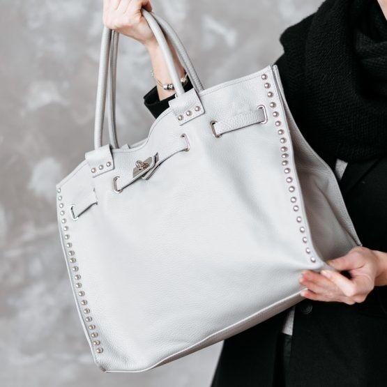 Магазин сумок Vezze Кожаная женская сумка C00474 - фото 1