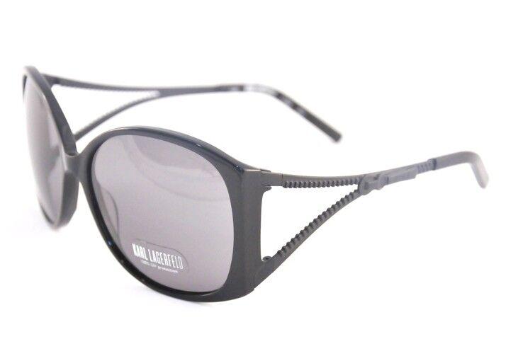 Очки Karl Lagerfeld Солнцезащитные очки 716S 001 - фото 1