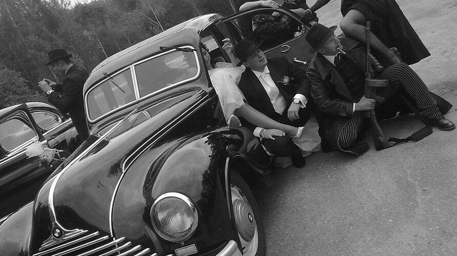 Прокат авто BMW 340, 1949 г. - фото 5