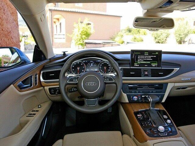 Аренда авто Audi А7 2012 года - фото 2