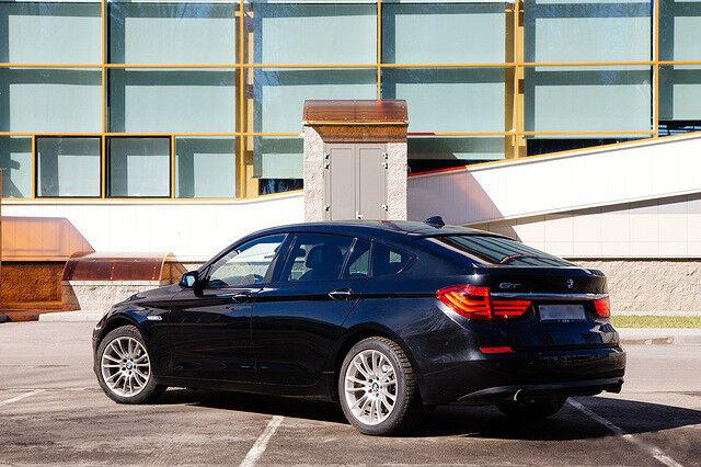 Прокат авто BMW 535i GT 2011 г.в. - фото 2