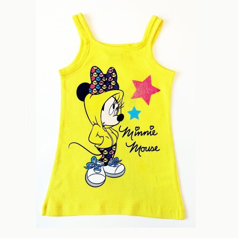 Платье детское Sun City Сарафан для девочки Минни Маус OE1169/2 - фото 1