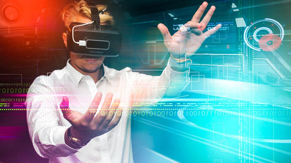 Квест GameRoom Виртуальный квест «Cosmos» - фото 1