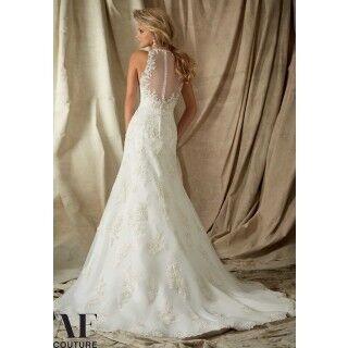 Свадебное платье напрокат Mori Lee Платье свадебное  1323 - фото 2