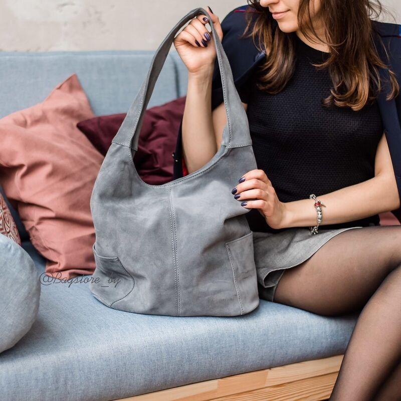 Магазин сумок Vezze Кожаная женская сумка C00442 - фото 2
