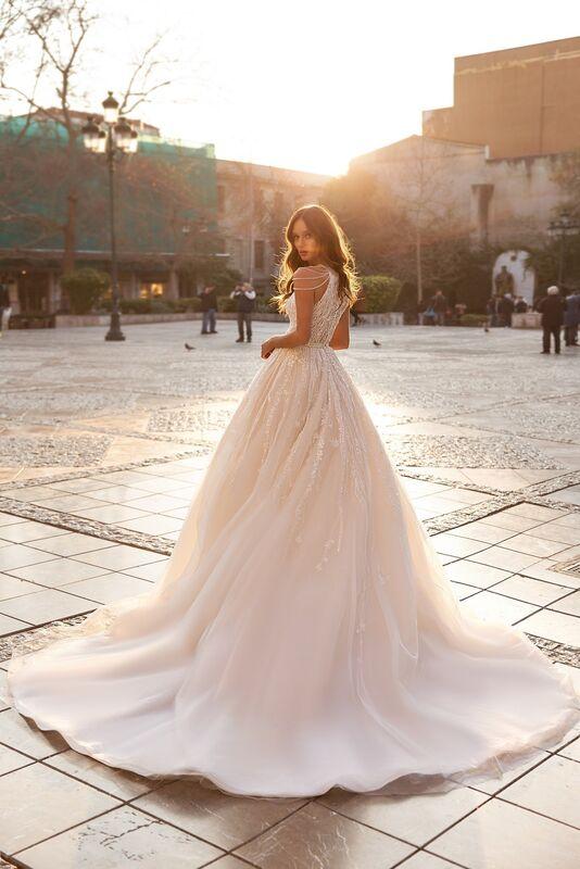 """Свадебный салон ALIZA свадебное платье """"Jufemmye"""" - фото 5"""