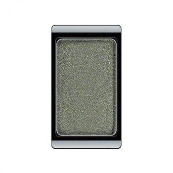 Декоративная косметика ARTDECO Перламутровые тени для век Pearl Eyeshadow 40 Medium Pine Green - фото 1